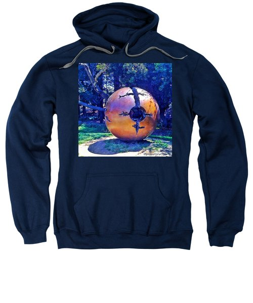 Uc Berkeley Orb For The Sweatshirt