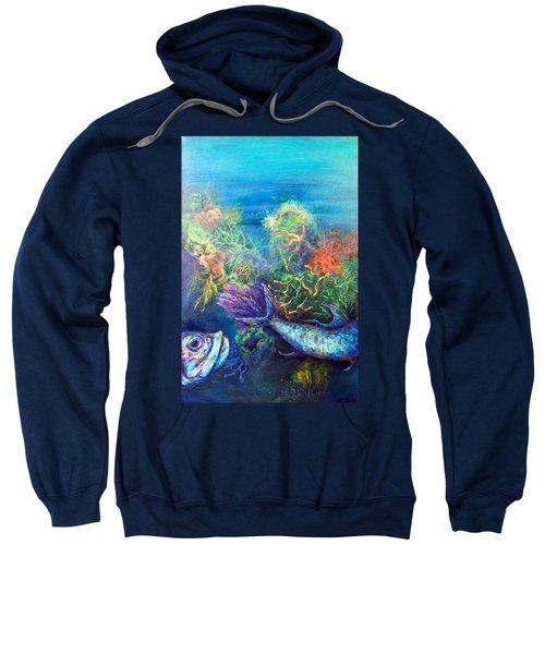 Jesus Reef  Sweatshirt