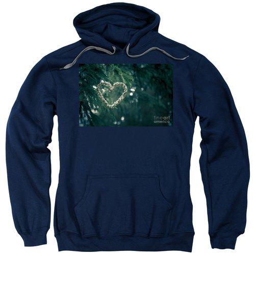 Valentine's Day In Nature Sweatshirt