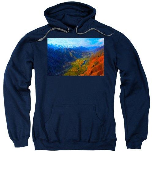 Valley Shadows Sweatshirt