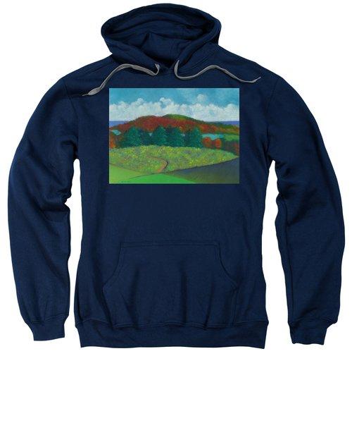 Walking Meditation Sweatshirt