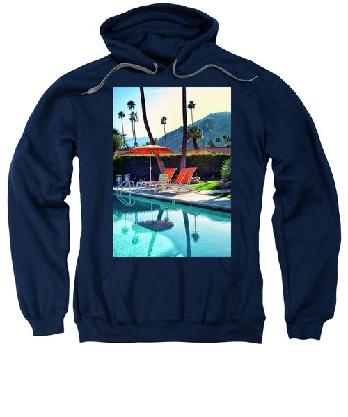 Water Waiting Palm Springs Sweatshirt