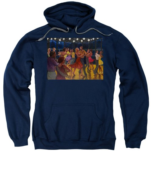 Water Waltz Sweatshirt