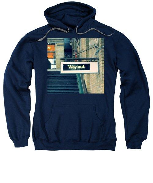 Way Out Sweatshirt