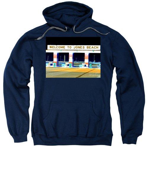 Welcome To Jones Beach Sweatshirt