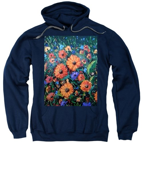 Welcoming The Dawn Sweatshirt