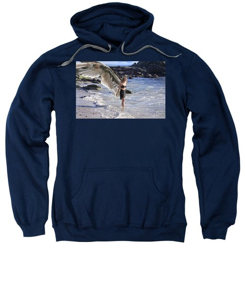 When You Were Born I Made You Smile Sweatshirt