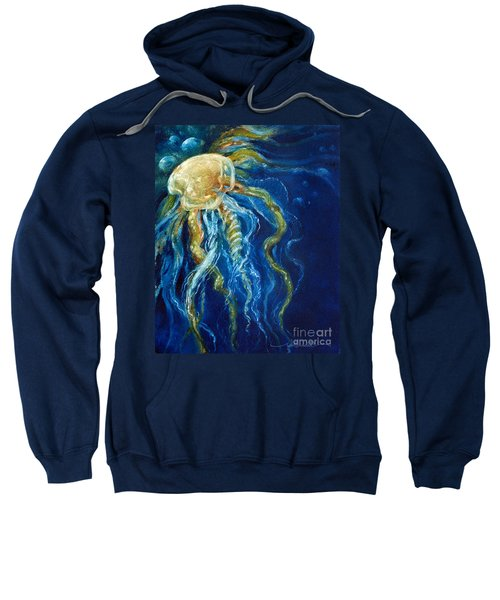 Wild Jellyfish Reflection Sweatshirt