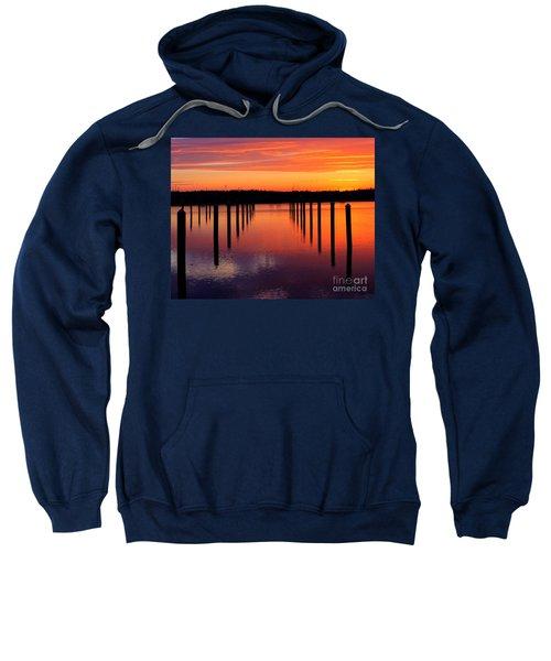 Winchester Bay Sunset Sweatshirt