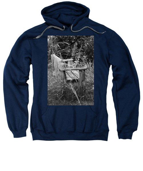 Wood Bench Sweatshirt