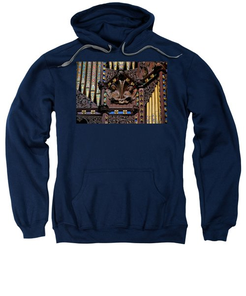 Wooden Angels Ely Cathedral Sweatshirt
