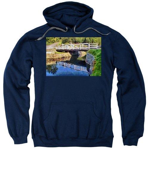 Wooden Bridge Sweatshirt