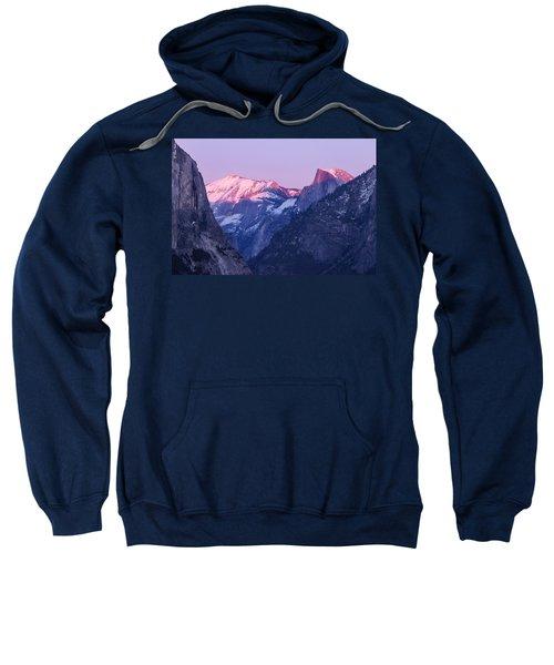 Yosemite Valley Panorama Sweatshirt