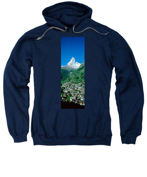 Zermatt, Switzerland Sweatshirt