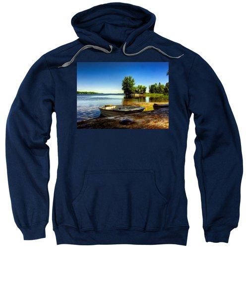 At Beaver Lake Sweatshirt