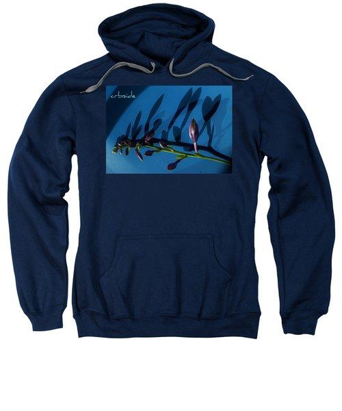 Blue Heart Sweatshirt