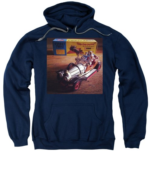 Chitty Chitty Bang Bang Corgi Toy Sweatshirt