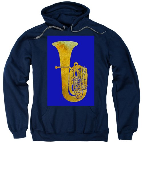 Golden Tuba Sweatshirt