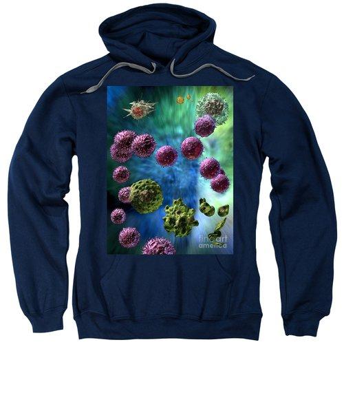Immune Response Cytotoxic 3 Sweatshirt