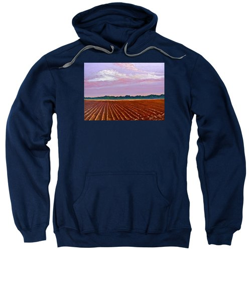 Mississippi Land And Sky Sweatshirt