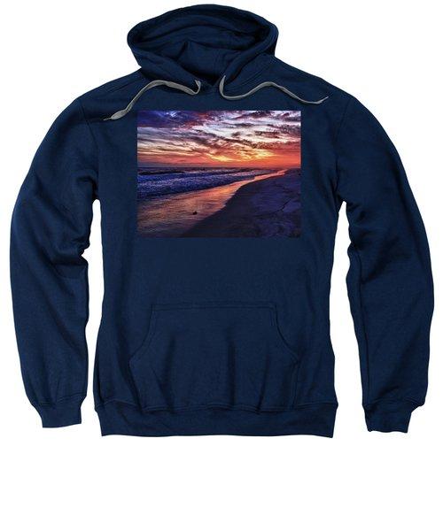 Romar Beach Sunset Sweatshirt