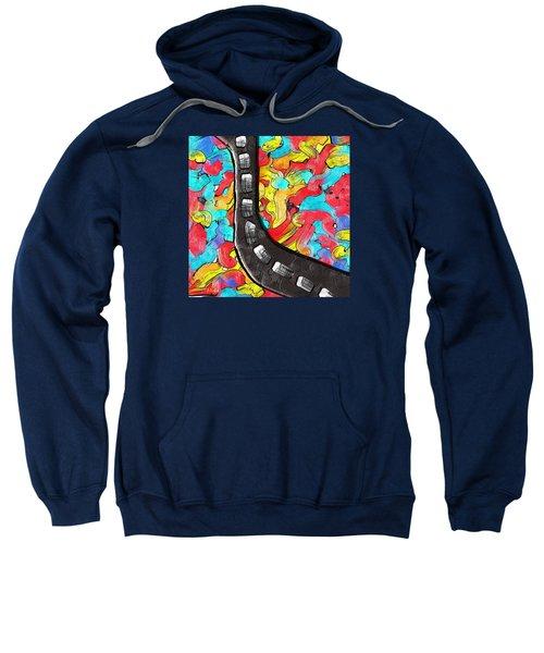The Color Highway Sweatshirt