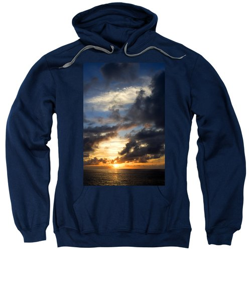 Tropical Sunset Sweatshirt