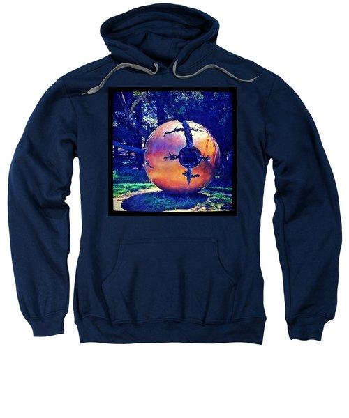 Uc Berkeley Orb - Berkeley Ca Sweatshirt