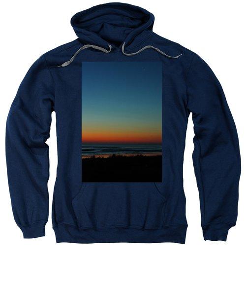 Venus And Atlantic Before Sunrise Sweatshirt