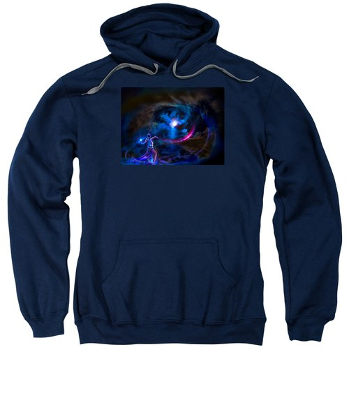 Entrancing The Mystical Moon Sweatshirt