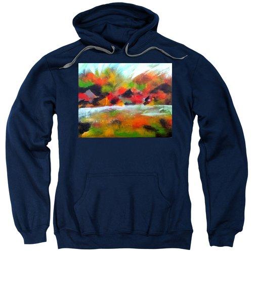 Autumn Blaze Sweatshirt