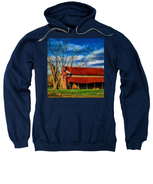 Red Roof Barn Sweatshirt