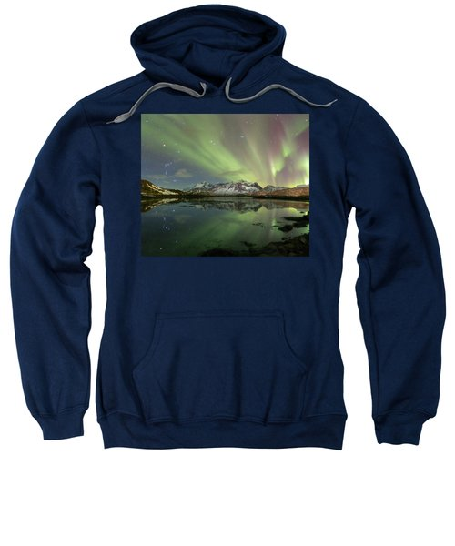 Reflected Lights Sweatshirt