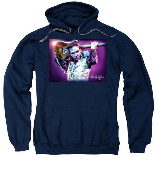 Stevie Ray Vaughan - Love Struck Baby Sweatshirt