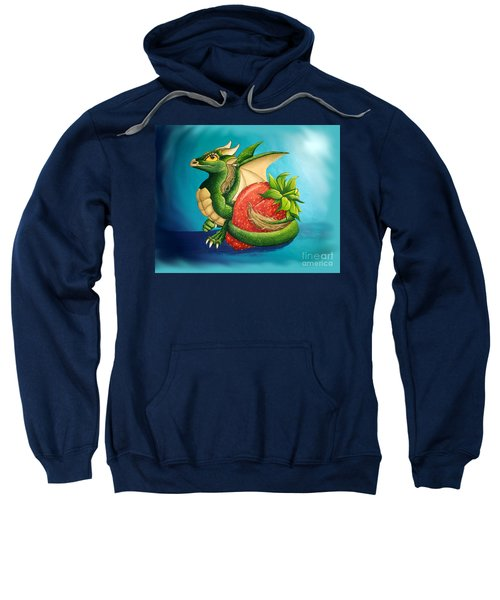 Strawberry Dragon Sweatshirt