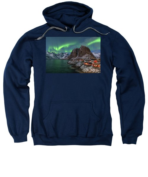 Hamnoy Lofoten - Norway Sweatshirt
