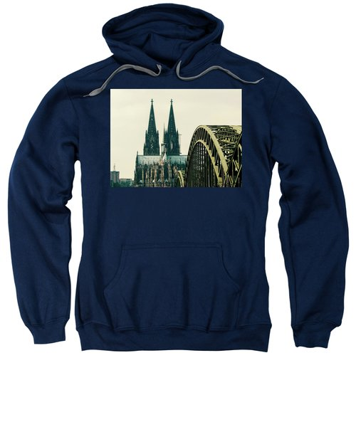 Cathedral Sweatshirt by Cesar Vieira