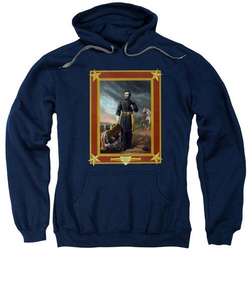 General Us Grant Sweatshirt