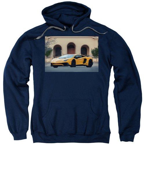 #lamborghini #aventadorsv #superveloce #print Sweatshirt