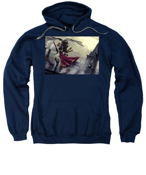 Steampunk Sweatshirt