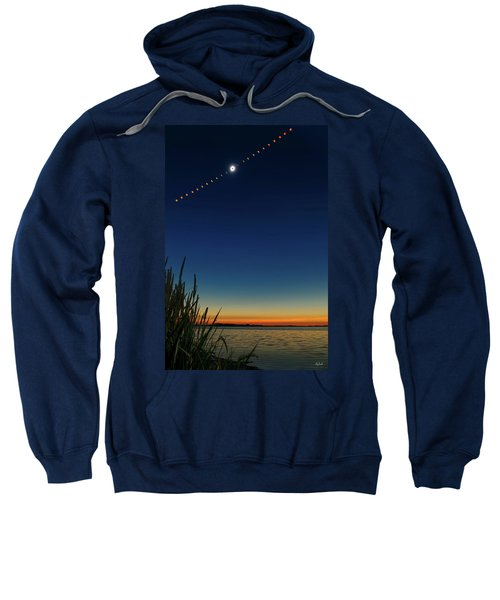 2017 Great American Eclipse Sweatshirt