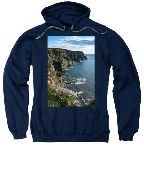 Cliffs Of Moher, Clare, Ireland Sweatshirt