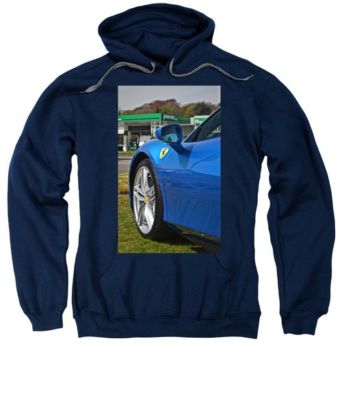 Ferrari 488 Spider Sweatshirt