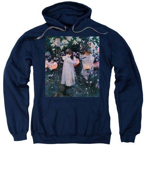 Carnation Lily Lily Rose Sweatshirt