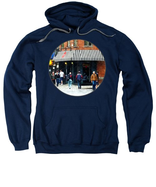 8th Ave. And W 22nd Street Chelsea Sweatshirt