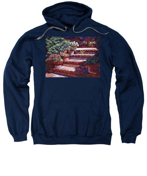 A California Greeting Sweatshirt