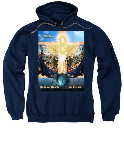 A Day Of Prayer For The Gulf Sweatshirt
