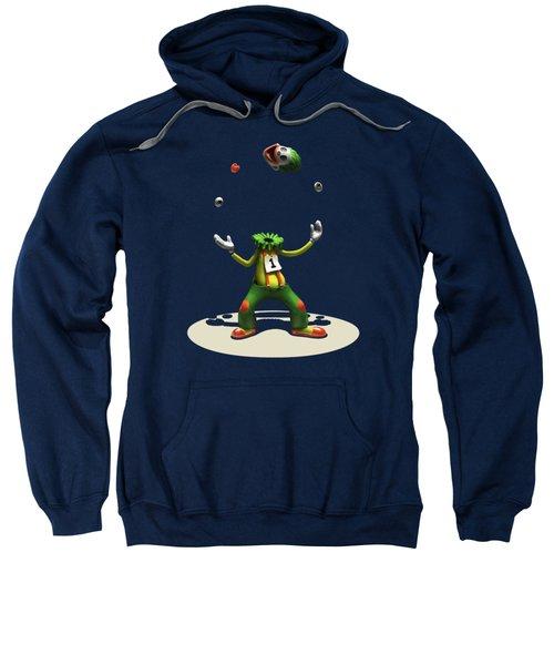 A Hard Act To Follow Sweatshirt