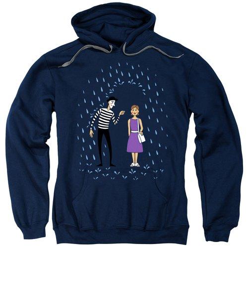 A Helping Hand Sweatshirt