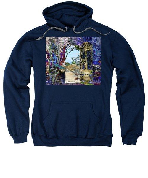 A Narrow But Magical Door Sweatshirt